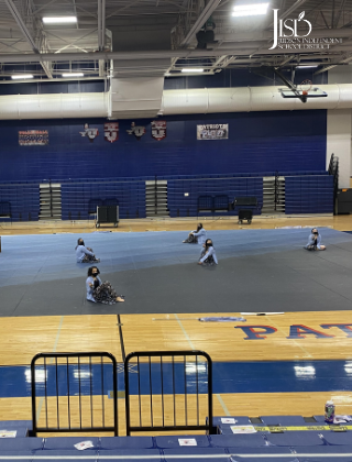 VMHS Winterguard Receives National Recognition