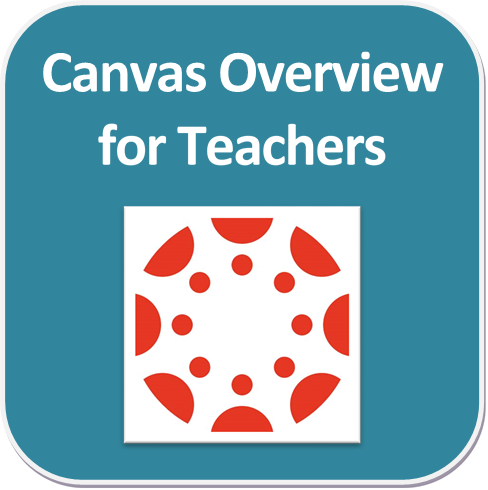 Canvas Overview for Teachers